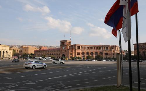 Площади Республики, Ереван