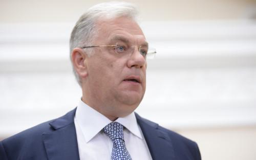 Директор ФСВТС Дмитрий Шугаев