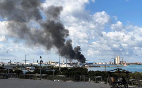 Порт Триполи