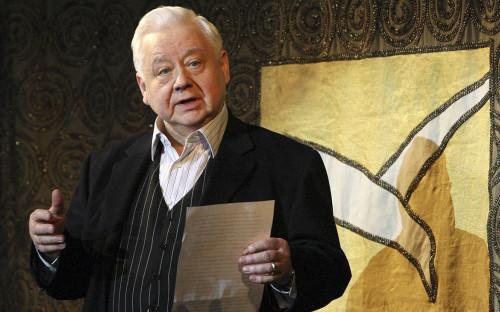 <p>Олег Табаков</p>  <p></p>