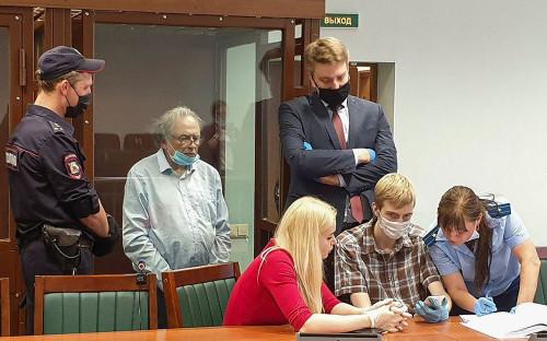 Олег Соколов в Санкт-Петербургском городском суде