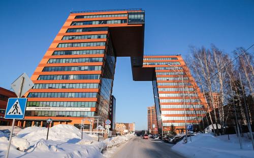 Центр информационных технологий в Академгородке