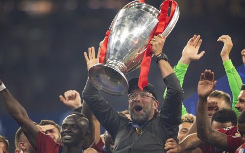 «Ливерпуль» празднует победу в Лиге чемпионов 2018/19
