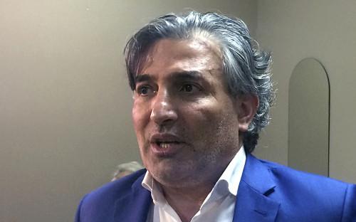 Эльман Пашаев после заседания Совета адвокатской палаты Северной Осетии