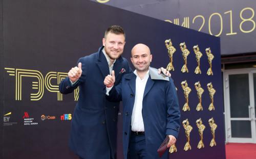 Фото:Дмитрий Шнякин и Нобель Арустамян (Фото: ТАСС)