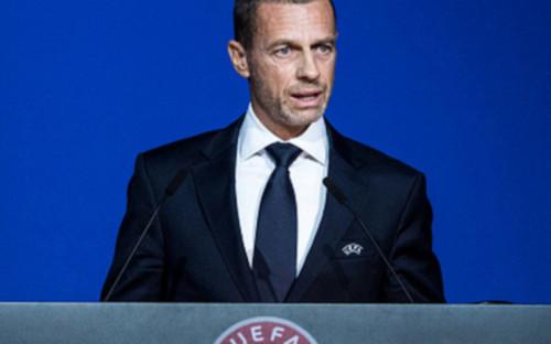 Фото:Президент УЕФА Александер Чеферин (Фото: Getty Images)