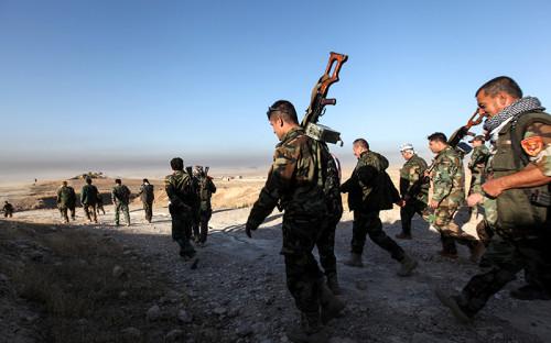 <p>Два года назад&nbsp;боевики &laquo;Исламского государства&raquo; (организация признана террористической и&nbsp;запрещена в&nbsp;России) захватили иракский город Мосул. 17 октября 2016 года премьер-министр Ирака Хайдер аль-Абади выступил с&nbsp;телевизионным обращением, в&nbsp;котором объявил о&nbsp;начале операции по&nbsp;его освобождению.</p>