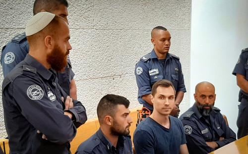 Алексей Бурковв Высшем суде справедливости Израиля