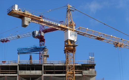 Строительство жилого дома по программе реновации в Москве