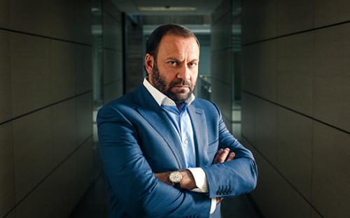 Председатель правления Связного банка Евгений Давыдович
