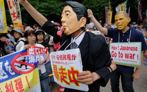 Фото: Shizuo Kambayashi / AP