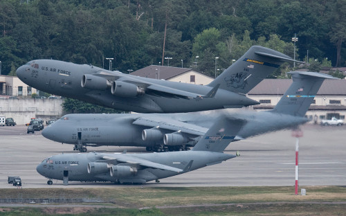 Американская военная база в Германии
