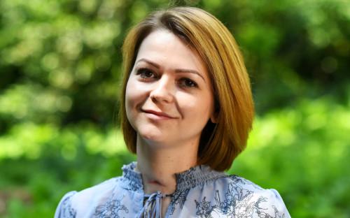Юлия Скрипаль в мае 2018 года
