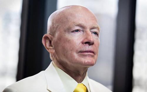 Председатель совета директоров Templeton Emerging Markets Group Марк Мобиус