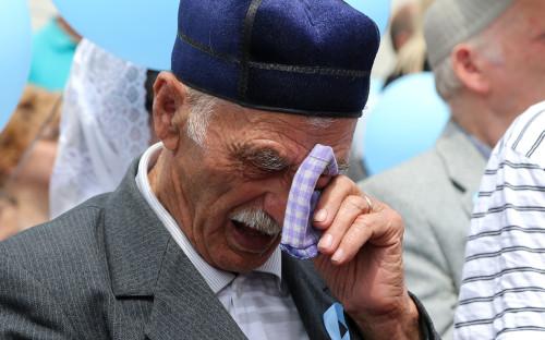 Годовщина депортации крымских татар в Крыму, 2018 год