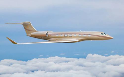 Самолет Gulfstream G650