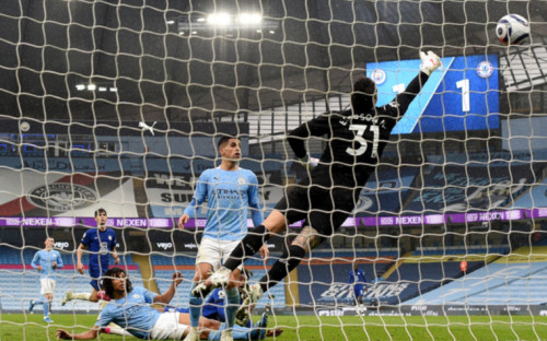 "Фото:""Манчестер Сити"" - ""Челси"" (Фото: AP)"