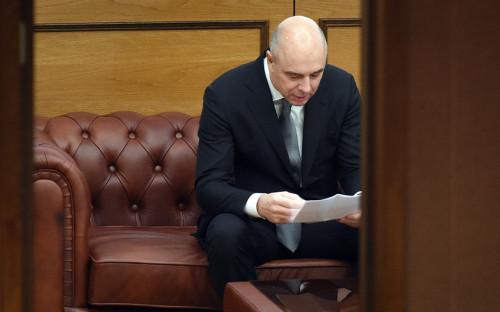 <p>Министр финансов России Антон Силуанов</p>