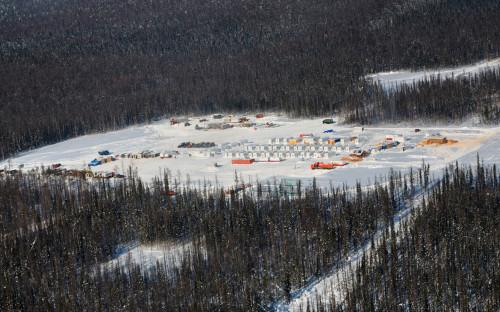 <p>Чаяндинское нефтегазоконденсатное месторождение</p>