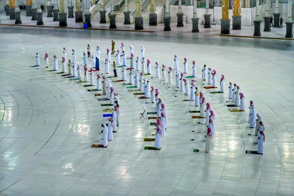 Фото: Saudi Press Agency / Reuters