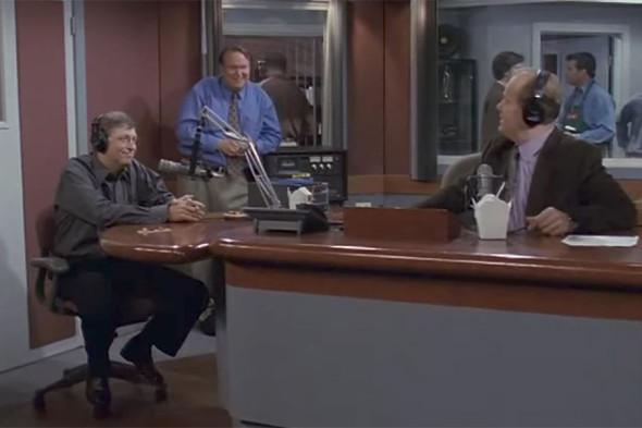 Фото:кадр из телесериала «Фрейзер»