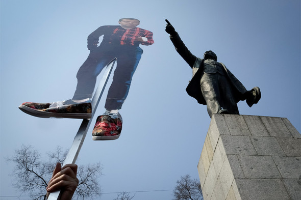Фото:Юрий Мальцев / Reuters