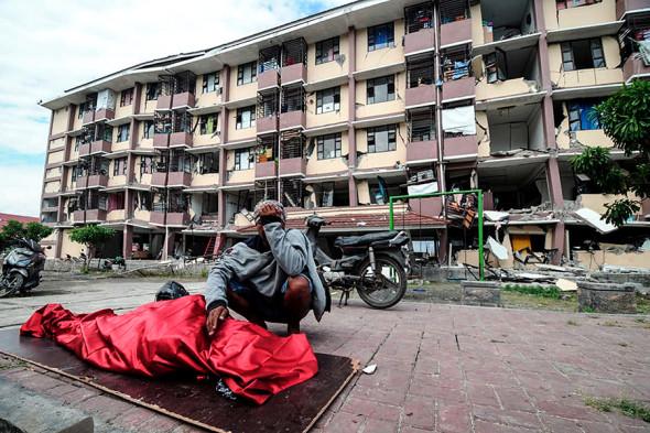 Фото:Antara Foto / Basri Marzuki via Reuters