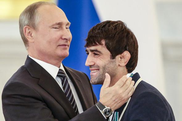 Фото:Ivan Sekretarev/AP