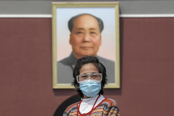 Фото: Wu Hong / EPA / ТАСС