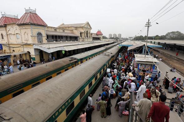 Фото:Akhtar Soomro / Reuters