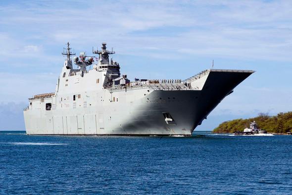 Фото:U.S. Navy