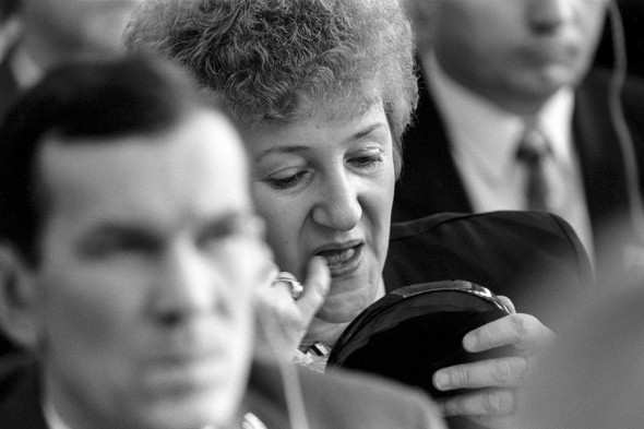 Фото: Владимир Мусаэльян и Эдуард Песов / ТАСС