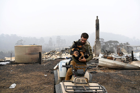 Фото:Tracey Nearmy / Reuters