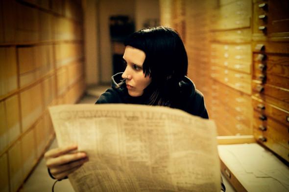 Фото:кадр из к/ф «Девушка с татуировкой дракона»