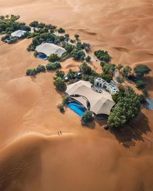 Отельный комплекс Al Mahara Resort в Дубае, ОАЭ