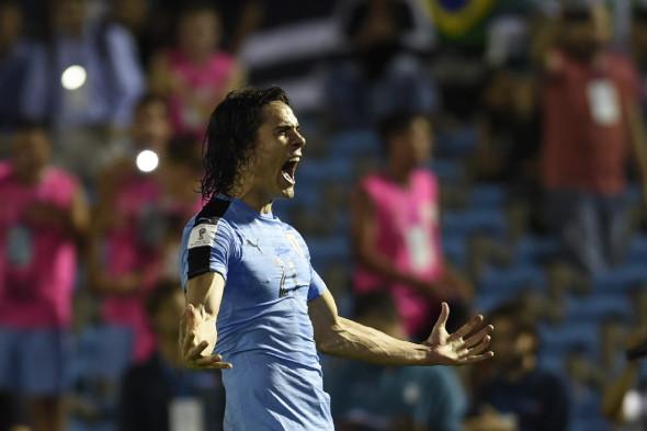 Уругвай, 2-е место  в южноамериканском турнире