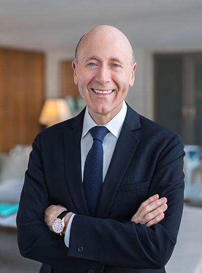 Мелвин Кёртли, главный геммолог Tiffany & Co. и вице-президент по High Jewellery