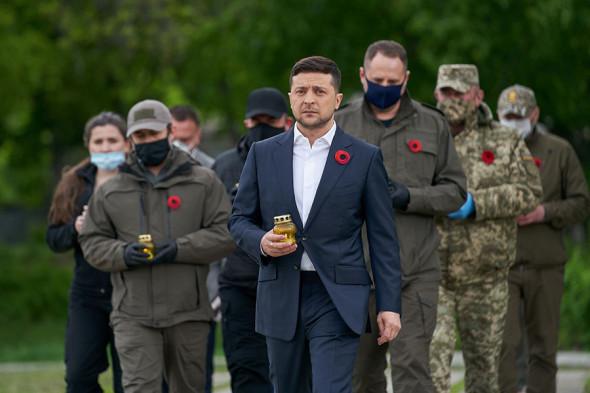 Фото: Ukrainian Presidential Press  / Reuters