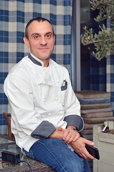 Массимилиано Монтироли, шеф-повар Tutto Bene