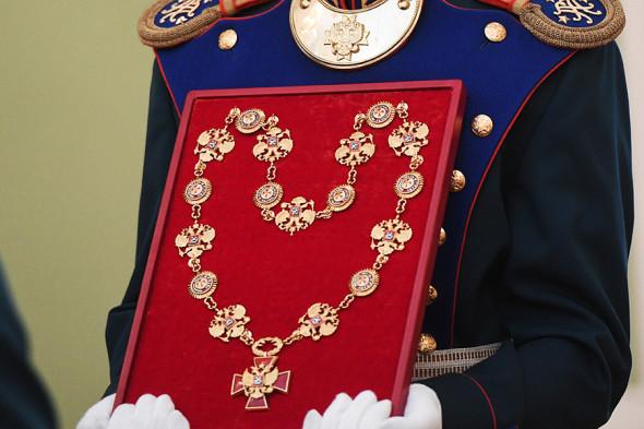 Знак президента России