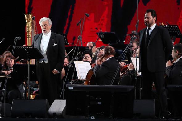 Гала-концерт звезд мировой оперной сцены по случаю ЧМ-2018. Фоторепортаж