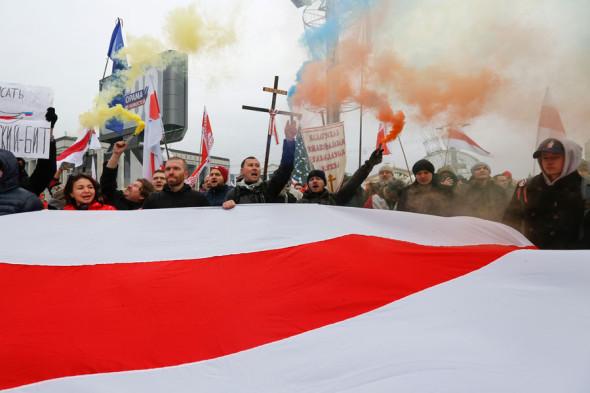 Фото:Татьяна Зенкович / EPA / ТАСС