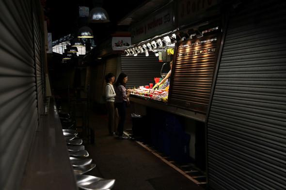 Рынок Бокерия, также известен как Сан-Жузеп, Барселона