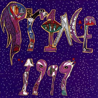 """Один из лучших альбомов Принса """"1999"""""""