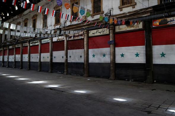 Фото:Yamam Al Shaar / Reuters