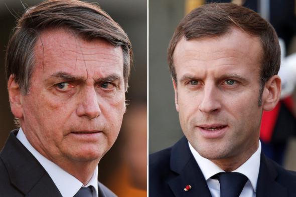 Фото:Adriano Machado / Benoit Tessier / Reuters