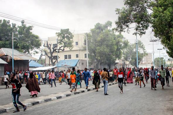 Фото:Farah Abdi Warsameh / AP