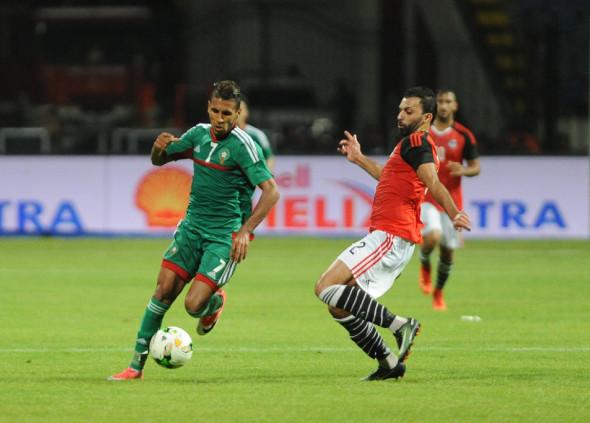 Марокко, 1-е место в группе С африканского турнира