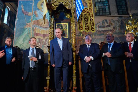 Фото:Alexei Druzhinin/Sputnik, Kremlin Pool Photo via AP