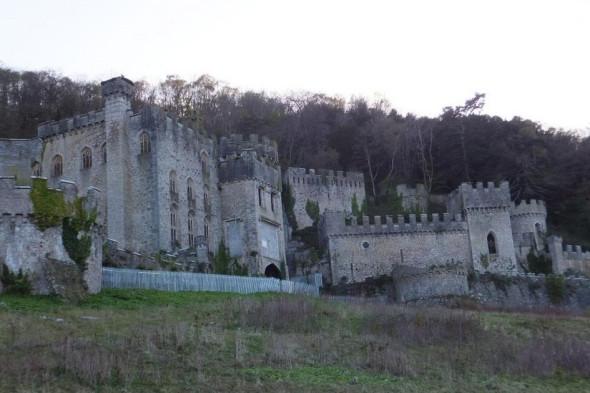 продажа старинных замков в великобритании